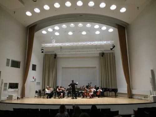 Fiocco orkesteri kapellimestarinaan Janne Saarinen